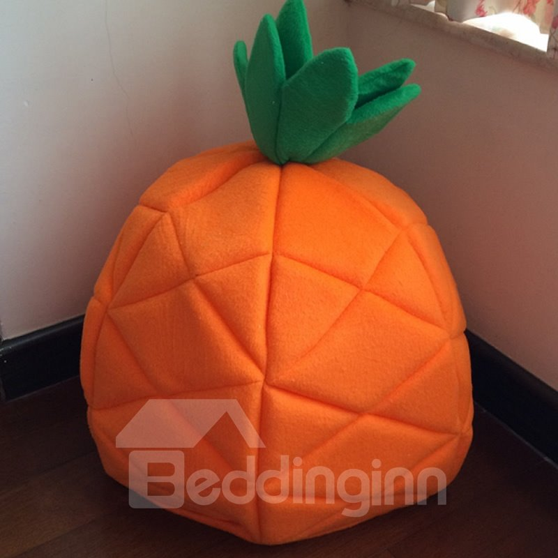 Pineapple for S/L Size Good Quality Puppy House Dog&Cat Bed