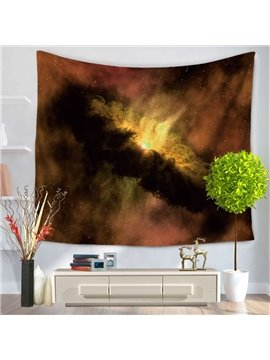 Protoplanetary Disk Structures Universe Galaxy Space Decorative Hanging Wall Tapestry