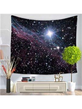 Marvelous Universe Nebula Galaxy Decorative Hanging Wall Tapestry