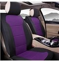 Extreme Comfort Series Plain Patterns Flax Material Universal Car Seat Covers