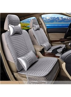 Summer Style Cooling Patterns And Ventilating Universal Fit Car Seat Cover
