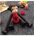 Monkey Colorful Desktop Adjustable Cell Phone Holder