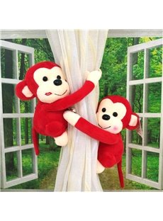 Lovely and Romantic Plush Cartoon Bears One Pair Curtain Tie Backs