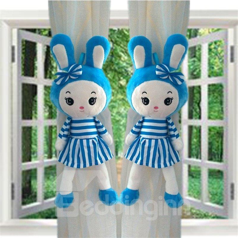 charming Rabbit Tie Backs Part - 15: Beddinginn.com