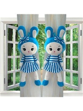 Decorative and Lovely Modern Style Plush Rabbit Curtain Tie Backs