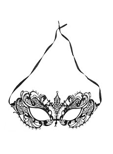 Women's Masquerade Party Decorative Mask Party Prom Ball Halloween