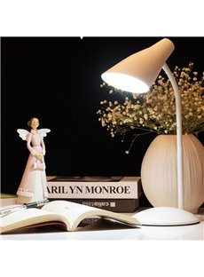 5W Nordic Style ABS Pure Color Table Lamp