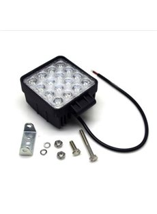 48W Intensity High Quality LEDs 16x3W Professional Vehicle Add on Lighting For Outdoors