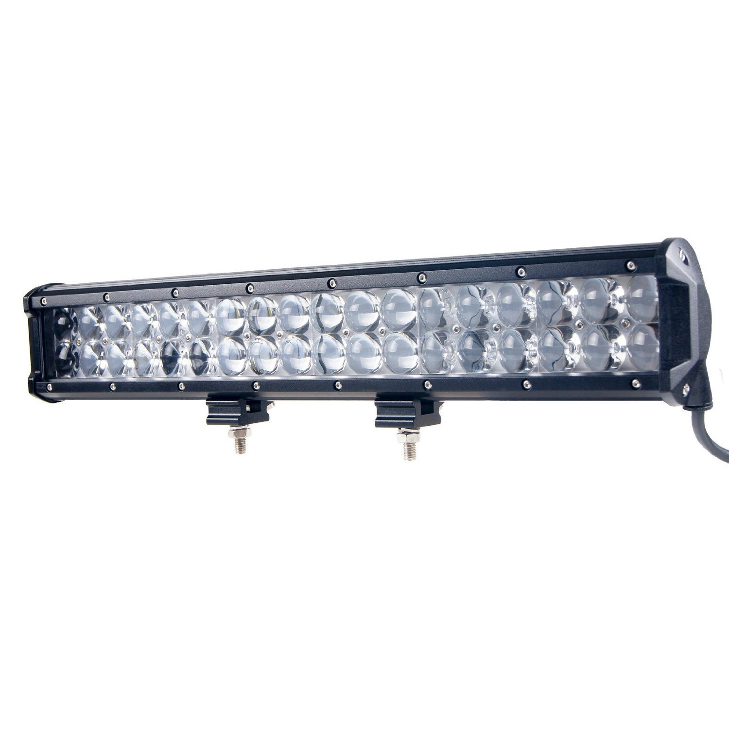 108W Lightweight 4D LED Professional Work Light Panel With High Output Capacity Outdoors Lights