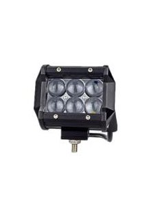 Multi Functional High Output 18W 4D LED For All Things Outdoors Car Lights
