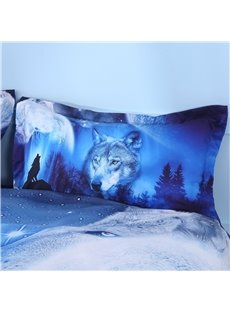 Wild_Wolf_and_Natural_Scenery_Printed_4Piece_3D_Bedding_SetsDuvet_Covers