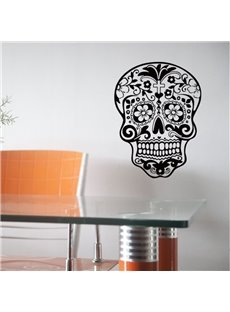 Skull Wall Vinyl Decal Sticker Art Graphic Sticker