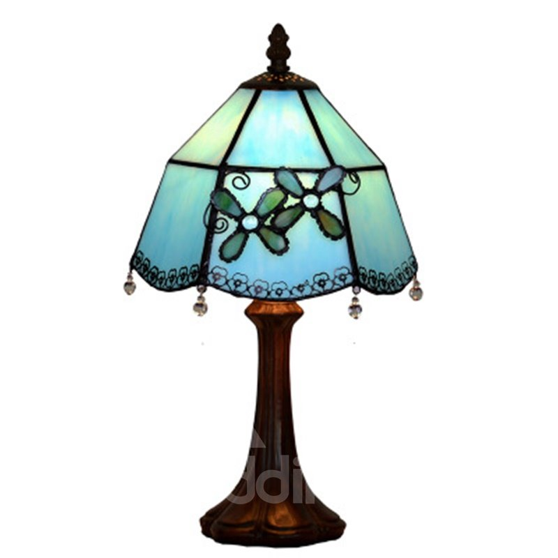 Modern And Concise Style Retro Fresh Living Room Study Night Lamp
