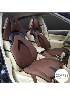 Advance Design Space Capsule Seat Style Coffee Universal Car Seat Covers