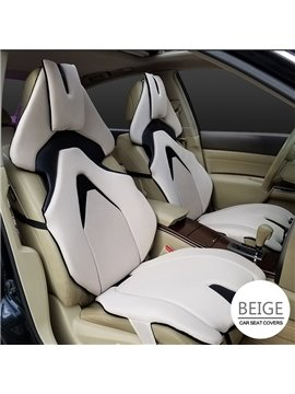 Advance Design Space Capsule Seat Style Beige Universal Car Seat Covers