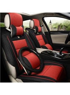 Vigourous And Classic Style Colorful Universal Car Seat Cover