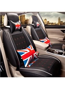 Young Popular Comfortable Mixed Material Luxury Universal Car Seat Covers