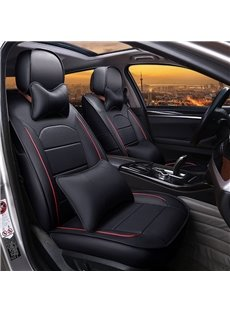Classical Smooth Soft Comfortable Luxurious Custom Car Seat Covers