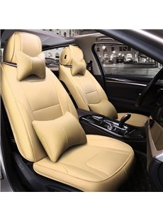 Bright Dynamic Soft Comfortable Luxurious Custom Car Seat Covers