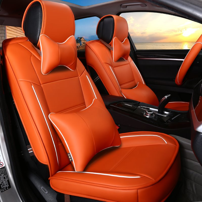 Soft Car Seat Covers Pic