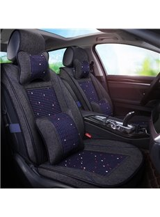 Classical Soft Good Breathability Woven Fabrics Custom Car Seat Covers