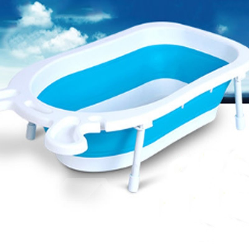 Easy Use High Quality Folding Bath Tub for Baby - beddinginn.com