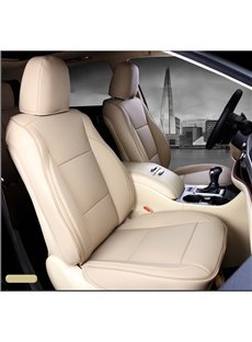 Luxurious High-Grade Leather 2009-2019 Toyota Highlander Seven Seats Custom Car Seat Covers