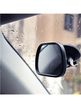 Baby Car 360° Rotate Adjustabe Suction Cup Mirror