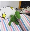 Stars Cotton Cute Style 3-Piece White Zipper Baby Sleeping Bag