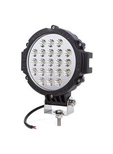 2pcs 63W 7 Spot LED Work Light For ATV Car SUV Etc