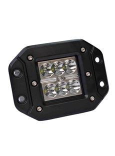 18W Flood Cree LED Light Bar Offroad Pods Lights For Outdoors