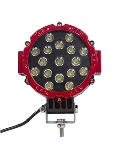 51W LED Combo Work Light For Outdoors and Emergency Lighting