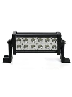 36W Off Road LED Work Light Bar For SUV Truck Wagon Car