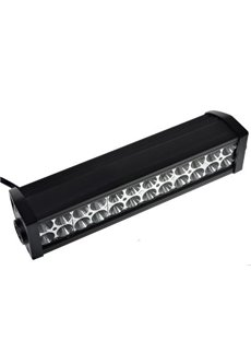 72W LED Light Driving Light Combo Beam Waterproof For Off-road SUV Truck