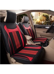 Radical Popular Snug Leather Front Single-seat Universal Car Seat Cover