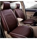 Classic Affordable High-grade Leather Front Single-seat Universal Car Seat Covers