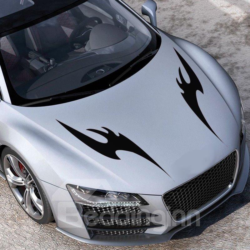 Like a Lightning Fashion Black White Decor Cool Car Sticker Like a Lightning Fashion Black White Decor Cool Car Sticker