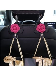Necessities Girly And Practical 1pc Car Chair-Back Hook