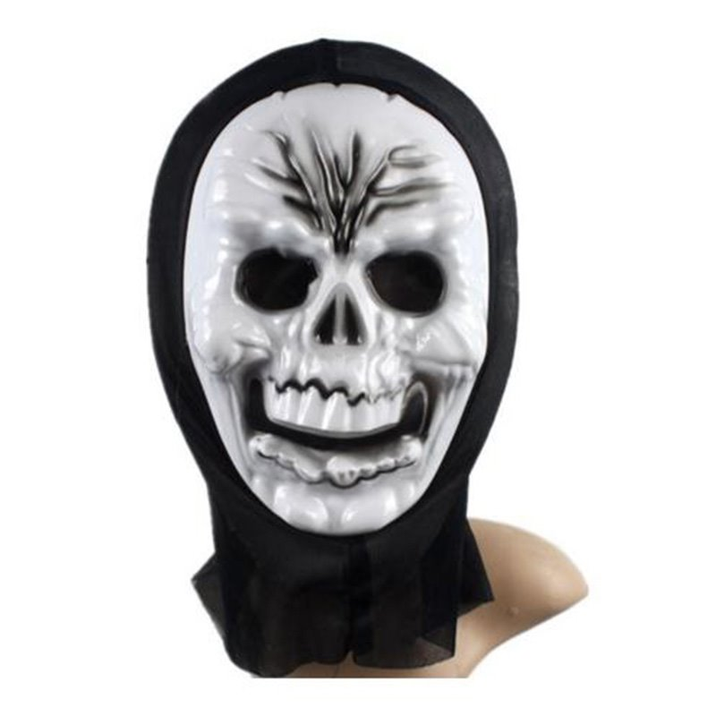 Halloween Party Cosplay Horror Skull Ghost Mask