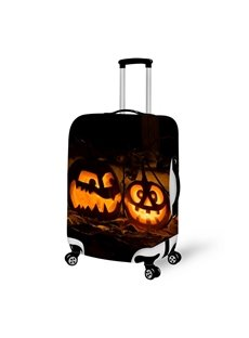 Pumpkin Friend Waterproof Suitcase Protector for 19 20 21