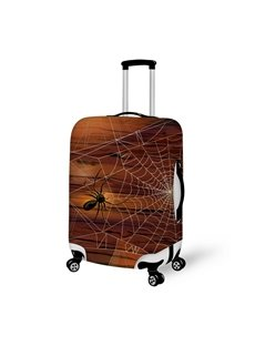 Halloween Spider Wet Waterproof Suitcase Protector for 19 20 21