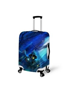 Castle Spider Web Waterproof Suitcase Protector for 19 20 21