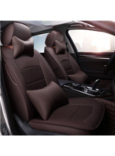 Luxurious Classic Smooth Great Material Custom Fit Car Seat Covers