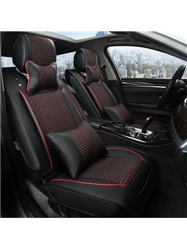 Classic Luxurious Business Style Refreshing Custom Fit Car Seat Covers
