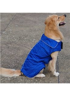 Dog Jacket Waterproof Fleece Winter Warm Pet Cloth