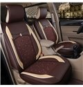 Ice Wire Backrest Sport Style Front Single-seat Universal Car Seat Covers