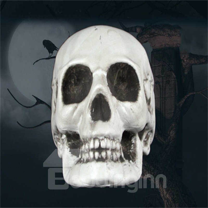 Halloween Simulation Skeleton Horror Decoration for 17 Pcs Bones