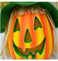 Scarecrow Pumpkin Lamp Halloween Room and Store Decorative LED Night Lamps
