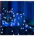 Christmas Festival Small Balls Water-Proof and Decorative Indoor and Outdoors Colorful Lamp String