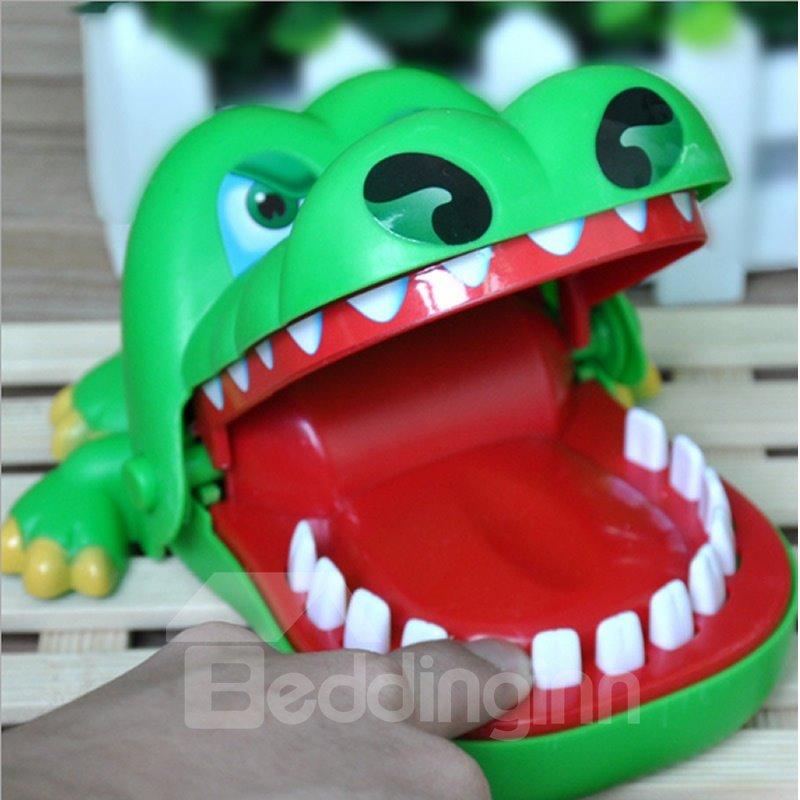 Bulldog Shark Crocodile Dentist Game for kids&Adults